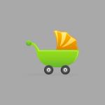 Hellre barnvagnspromenad i det fria än tur till varuhuset