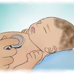 Barnläkarundersökning på BB